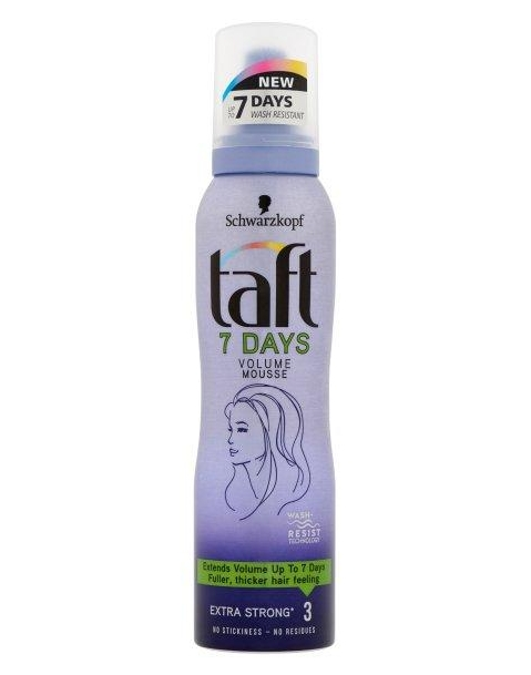 Taft hajhab 150ml 7Days Anti-Frizz