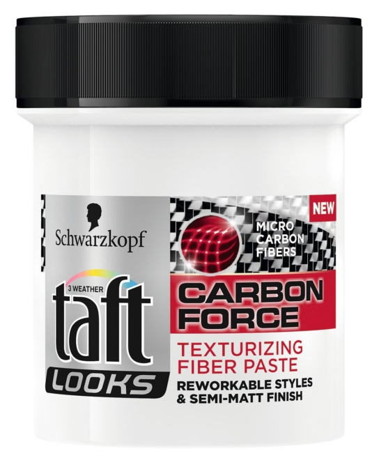 Taft hajformázó krém 130ml Carbon Force