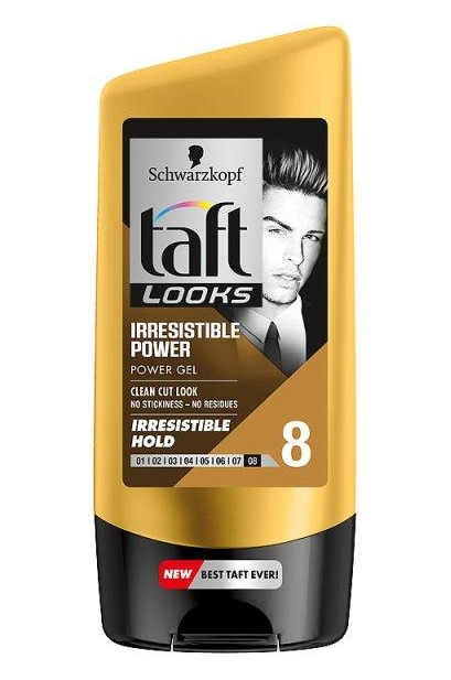Taft hajzselé 150ml Irresistible Power