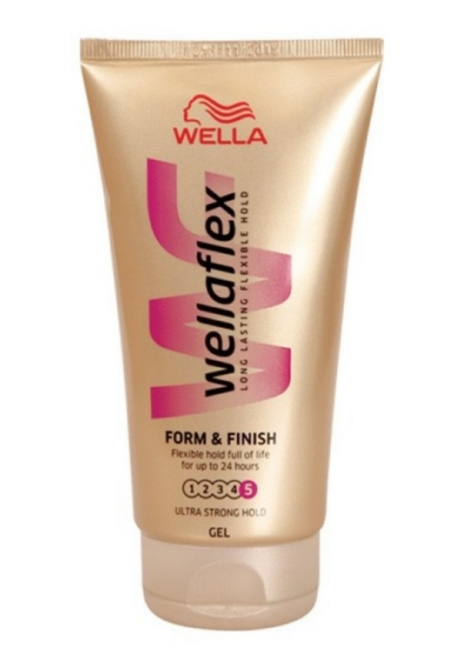 Wellaflex hajzselé form&finish 150ml Ultra erős