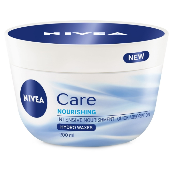 Nivea krém 200ml Care