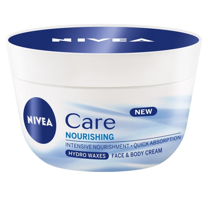 Nivea krém 50ml Care mini