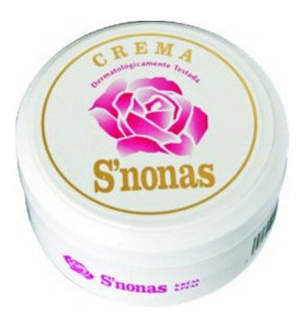Snonas krém 250ml glicerines