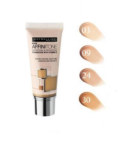 Maybelline Affinitone Makeup 24