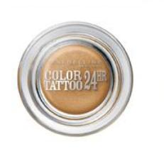 Maybelline Color Tattoo szemhéjpúder 05 Eternal Gold