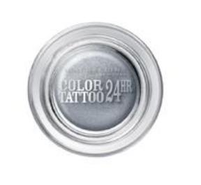 Maybelline Color Tattoo szemhéjpúder 50 Eternal Silver