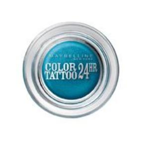 Maybelline Color Tattoo szemhéjpúder 20 Turquoise Forever