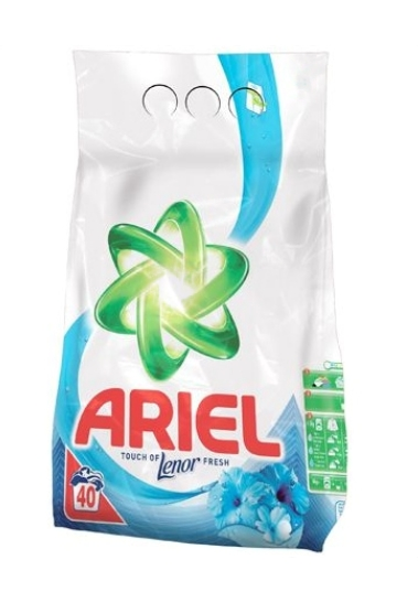 Ariel mosópor 3kg Touch of Lenor