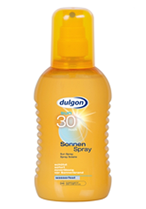 Dulgon naptej spray SPF 30 200ml