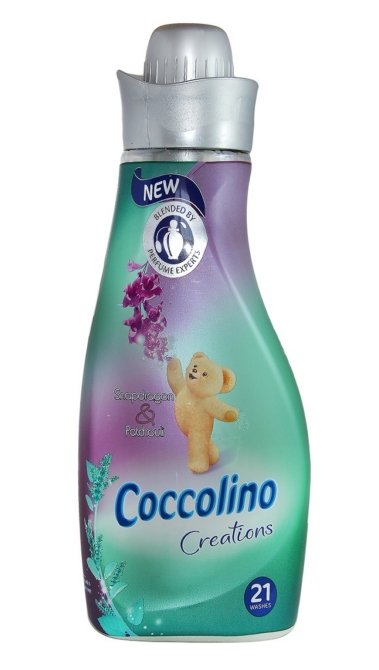 Coccolino öblítő 750ml Creations Green Tátika&Pacsuli