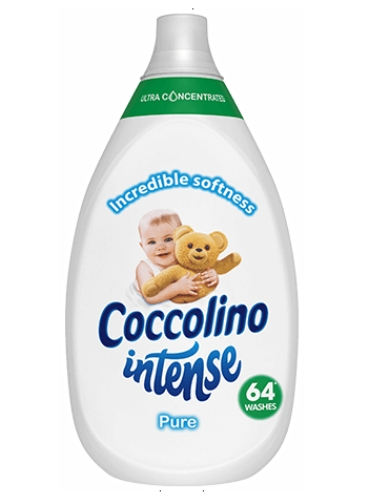 Coccolino öblítő 960ml Intense Pure