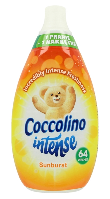 Coccolino öblítő 960ml Intense Sunburst