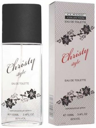 Classic Collection EDT 100ml Christy