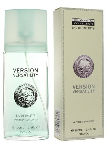Classic Collection EDT 100ml Version Versatility
