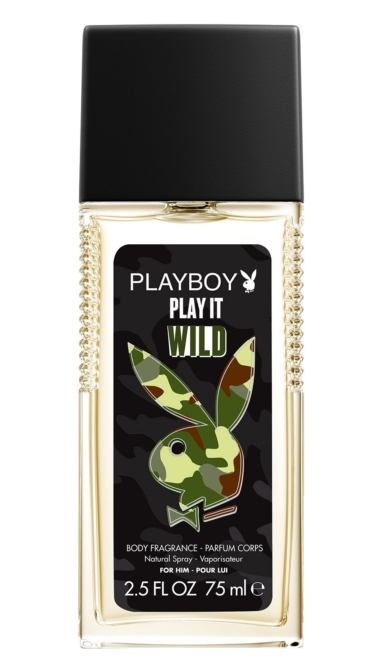 Playboy pumpás 75ml férfi Play It Wild