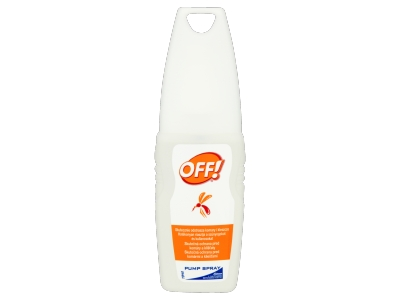 Off! rovarriasztó pumpás 100ml
