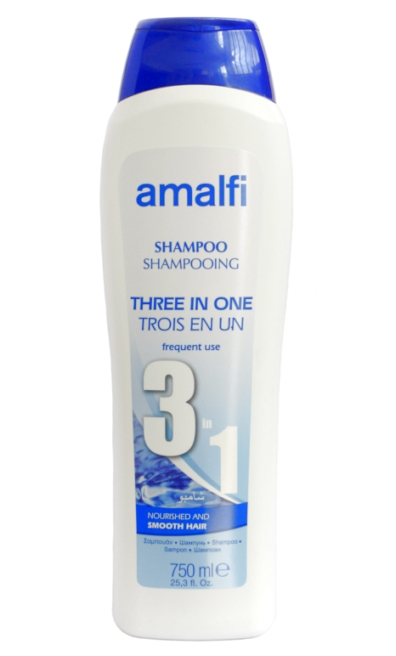 Amalfi sampon 750ml 3in1