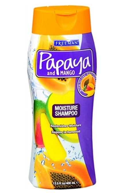 Freeman sampon 400ml papaya és mangó