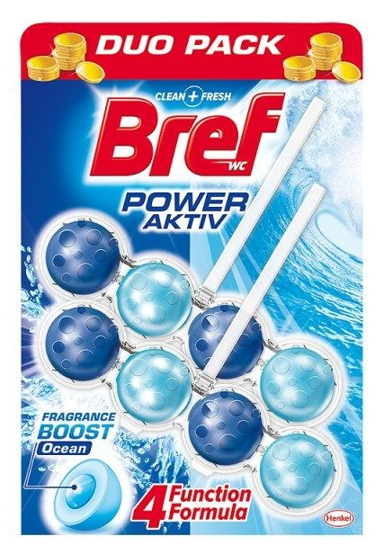 Bref Power Aktiv 2*50g Ocean