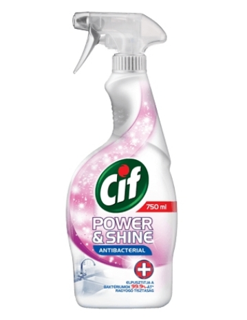 Cif spray 750ml Antibacterial
