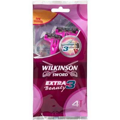 Wilkinson extra 3 beauty női borotva